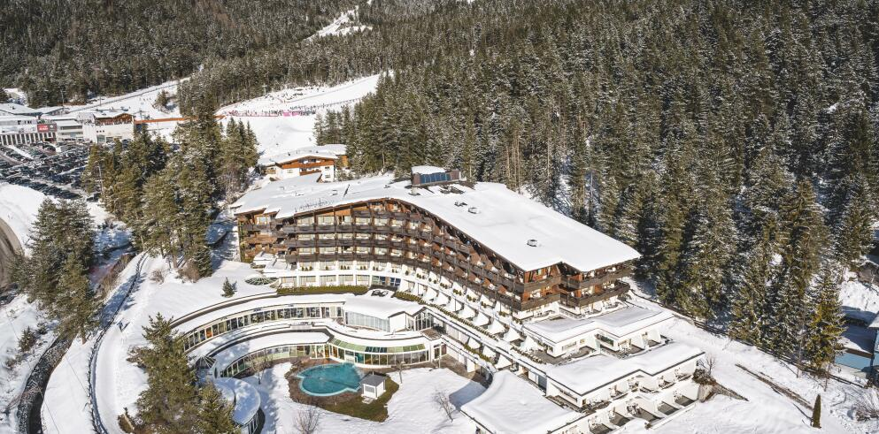 Krumers Alpin Resort & Spa 38760