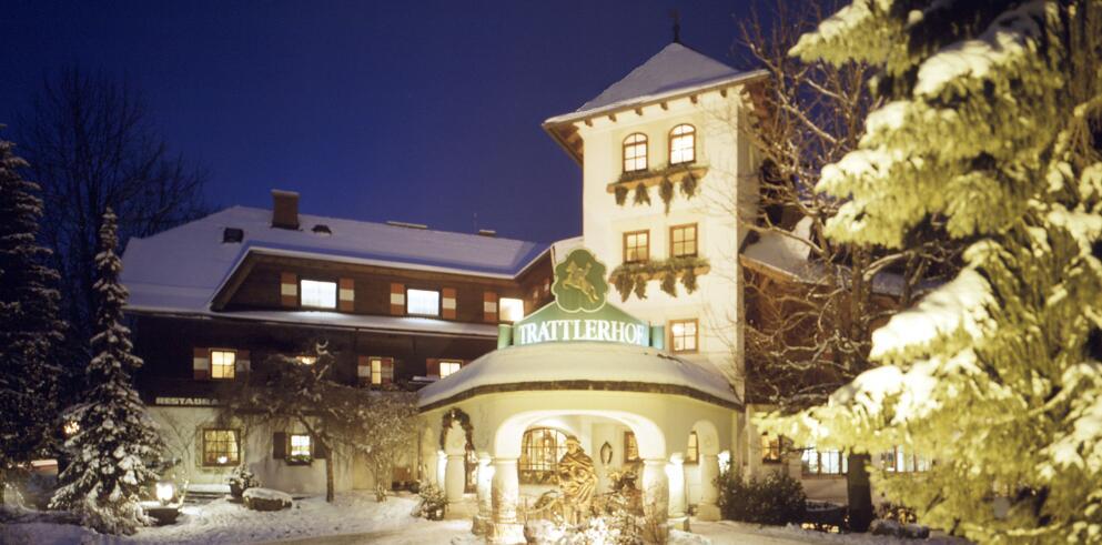 Hotel Trattlerhof 38815