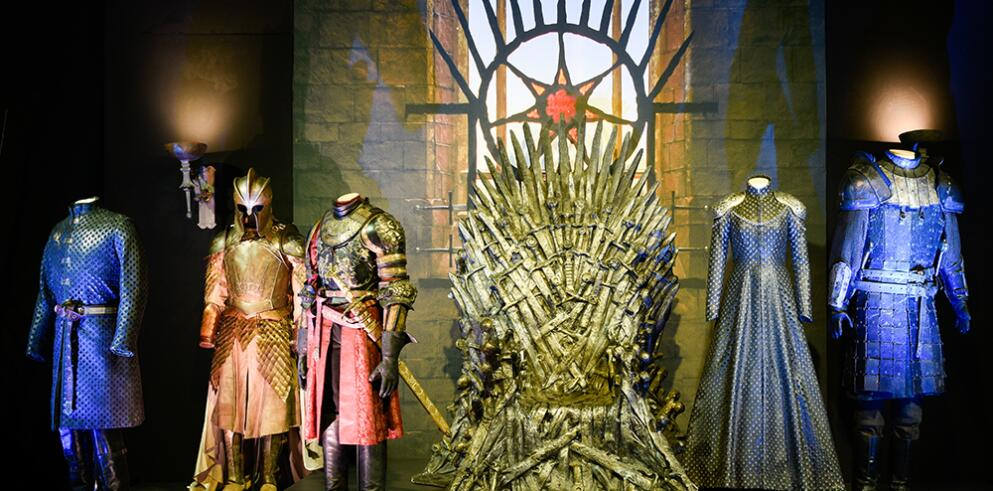 Game of Thrones™: The Touring Exhibition 38886