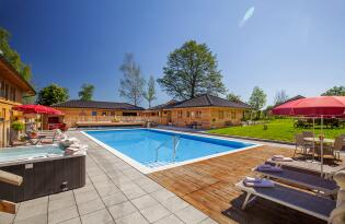 5* Bayern Chalets Ainring