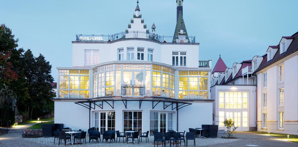 Dorint Parkhotel Meißen 39032