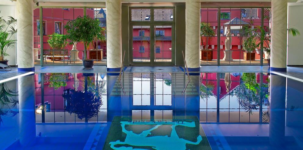 The Lakeside Burghotel zu Strausberg 39096