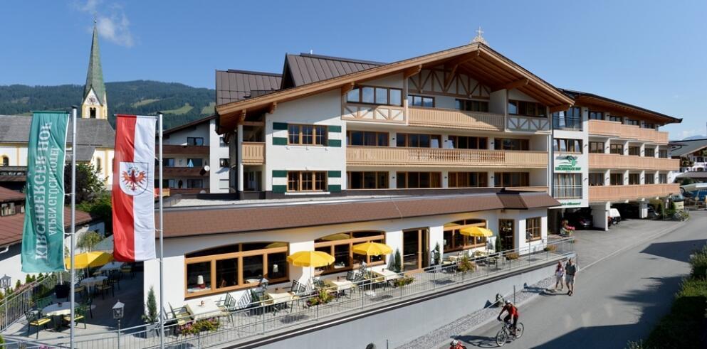 Hotel Kirchberger Hof 39239