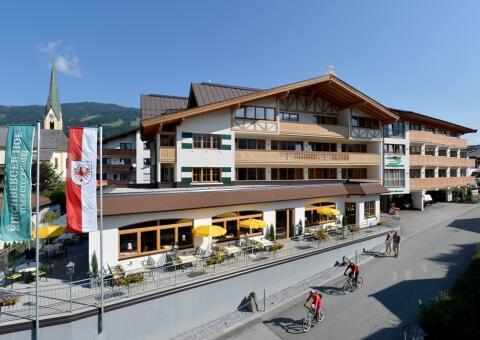 Alpen Glück Hotel Kirchberger Hof