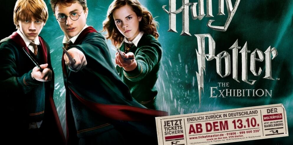 Harry Potter™: The Exhibition - Babelsberg 39403