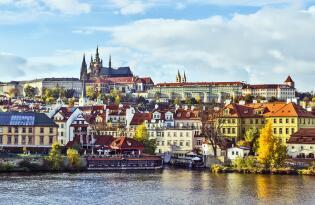 Trendig wohnen mitten in der tschechischen Hauptstadt!