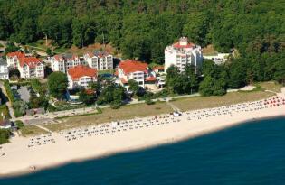 Wellness & aktive Entspannung in idyllischer Naturkulisse an der Ostsee