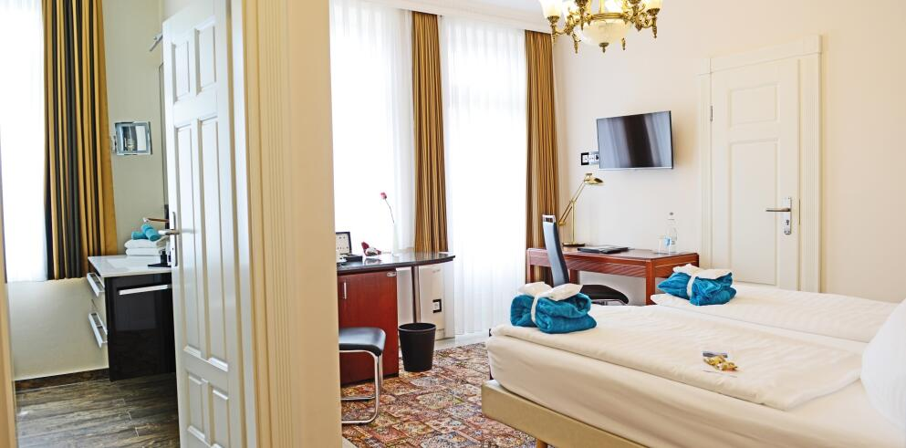 Hotel Schloss am Meer und Hansa Haus 39489
