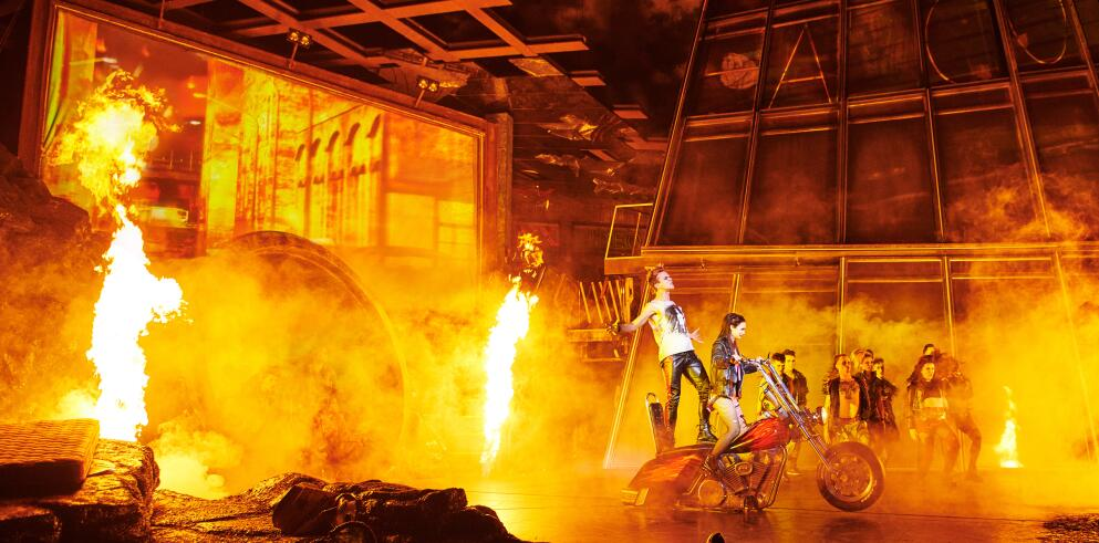 Bat Out of Hell - Das Musical 39500