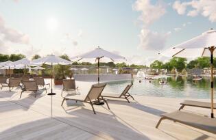 NEUERÖFFNUNG 2019: 4* Lino delle Fate Eco Village Resort