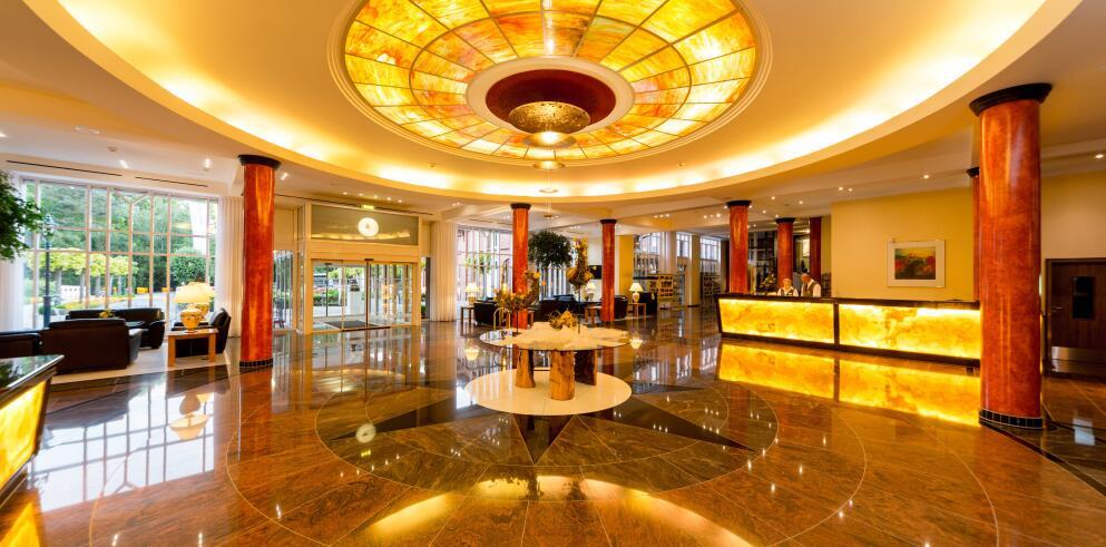 Dorint Herrenkrug Parkhotel Magdeburg 39707
