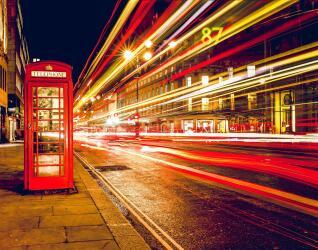 London Telefonzelle Rundreise