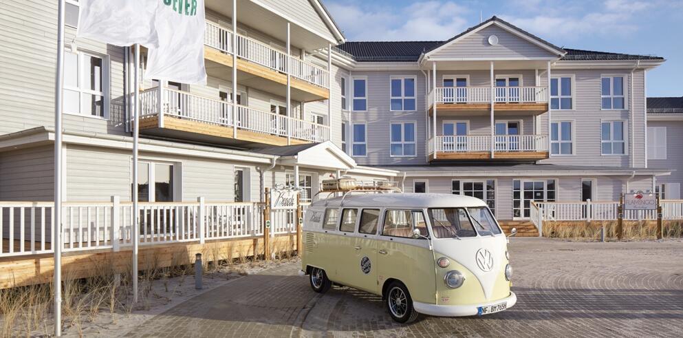 Beach Motel Heiligenhafen 39855