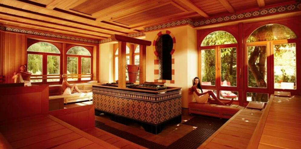 Sieben Welten Therme & Spa Resort 39860