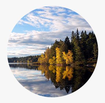 Schweden Natur
