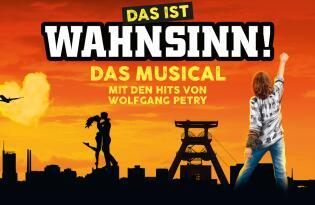 Das erste Schlager-Musical mit den Hits von Wolfgang Petry in Essen