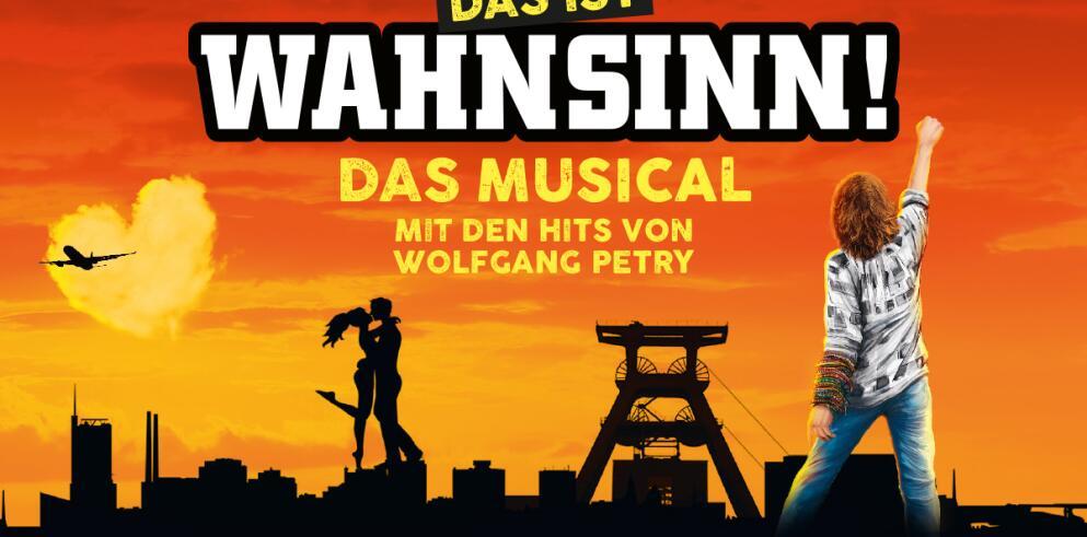 WAHNSINN - Das Musical in Köln 40088
