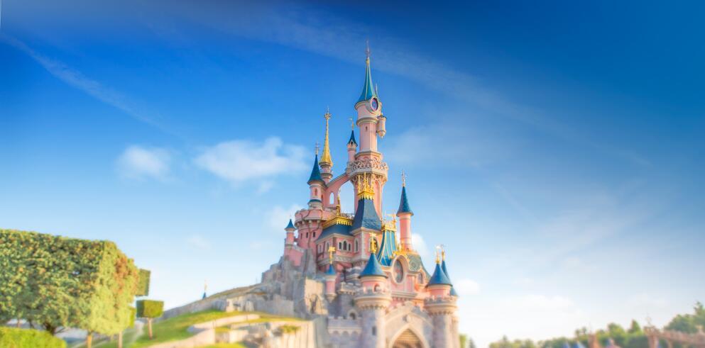 Disneyland® Paris - Gutscheinaktion 40348