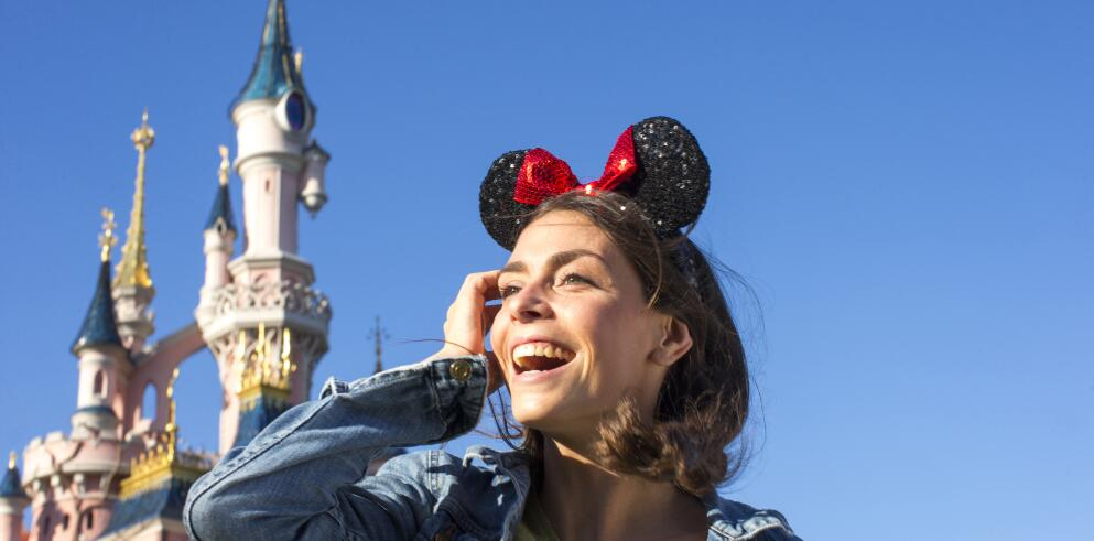 Disneyland® Paris - Gutscheinaktion 40356