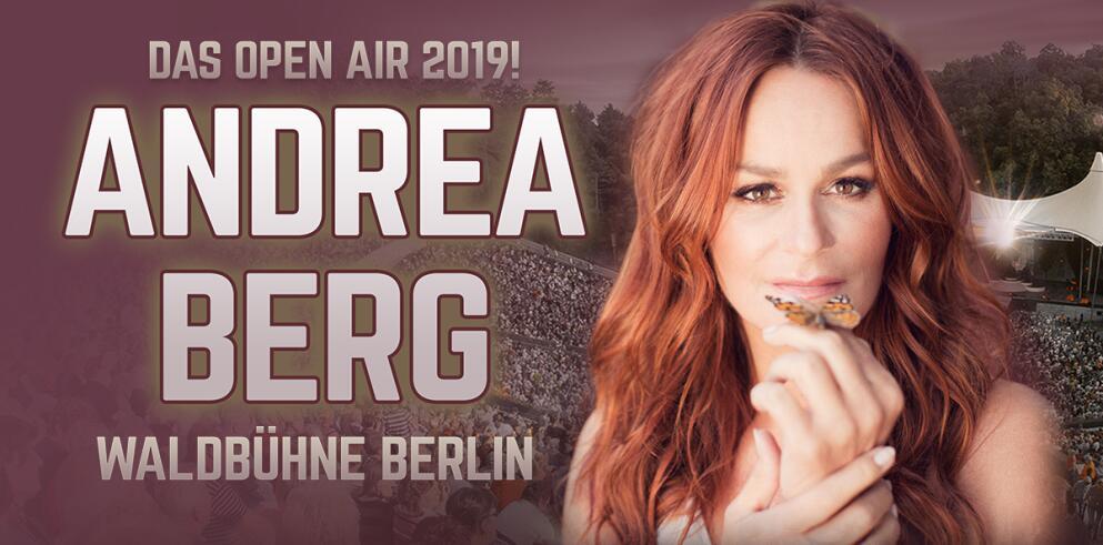 Andrea Berg - Waldbühne Berlin 2019 40374