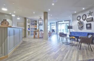 Upstalsboom Parkhotel in Emden