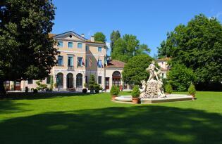 Erleben Sie die Weinregion Vicenza und die altehrwürdige Villa Tacchi