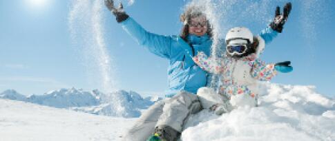 Schneeschuh-Verleih
