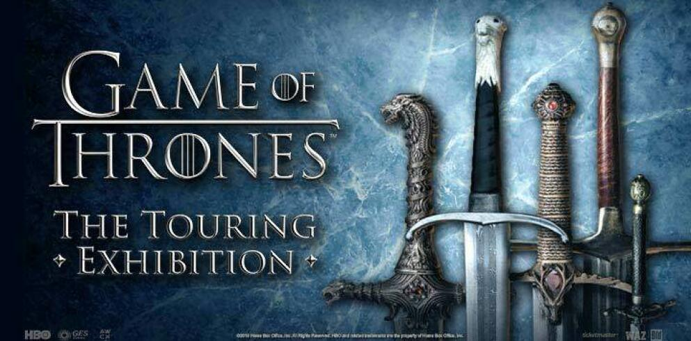Game of Thrones™: The Touring Exhibition 41415