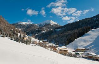 Urlaub direkt an der Skipiste in der Bergwelt Kärntens