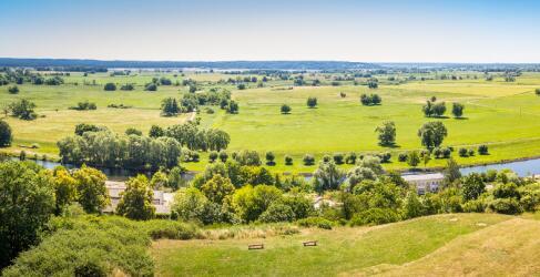 Landschaften in Brandenburg