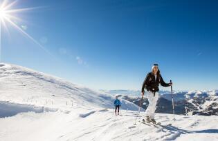 Erleben Sie einen unvergesslichen Winterurlaub mit der ganzen Familie
