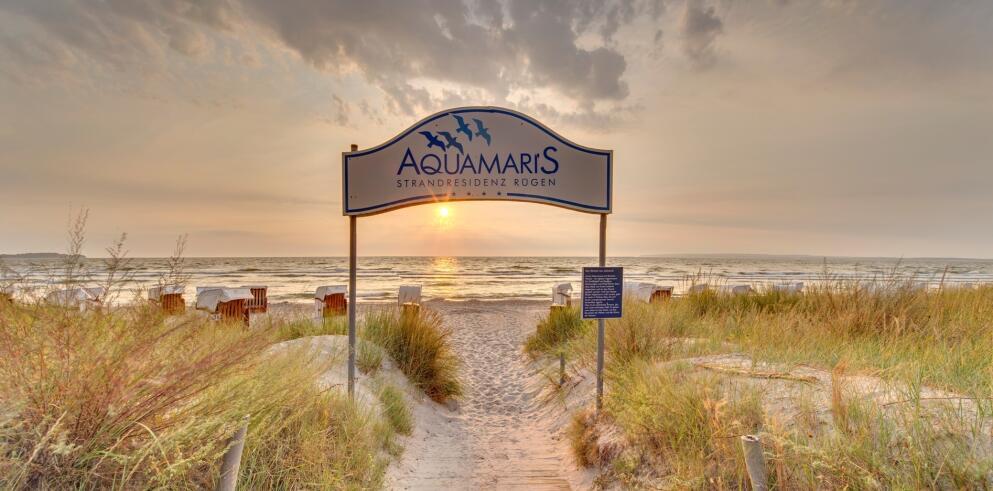 AQUAMARIS Strandresidenz Rügen 41675