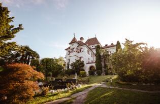 Hotel Castel Rundegg in Meran