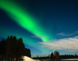Norwegen Rundreise Polarlichter