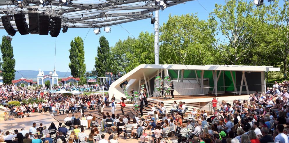 ZDF Fernsehgarten 42010