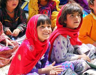 Marokko Kinder