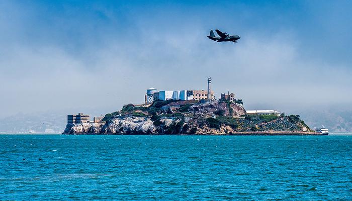Alcatraz Insel
