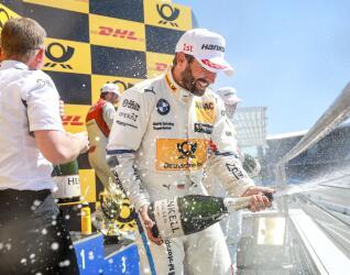 DTM Champagner