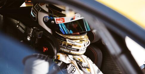 DTM Rennfahrer