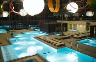 Wellness, Bergluft und mediterranes Klima im Südtiroler Designhotel