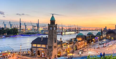 urlaub 2021 Hamburg