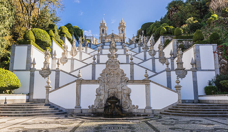 Braga Kirche