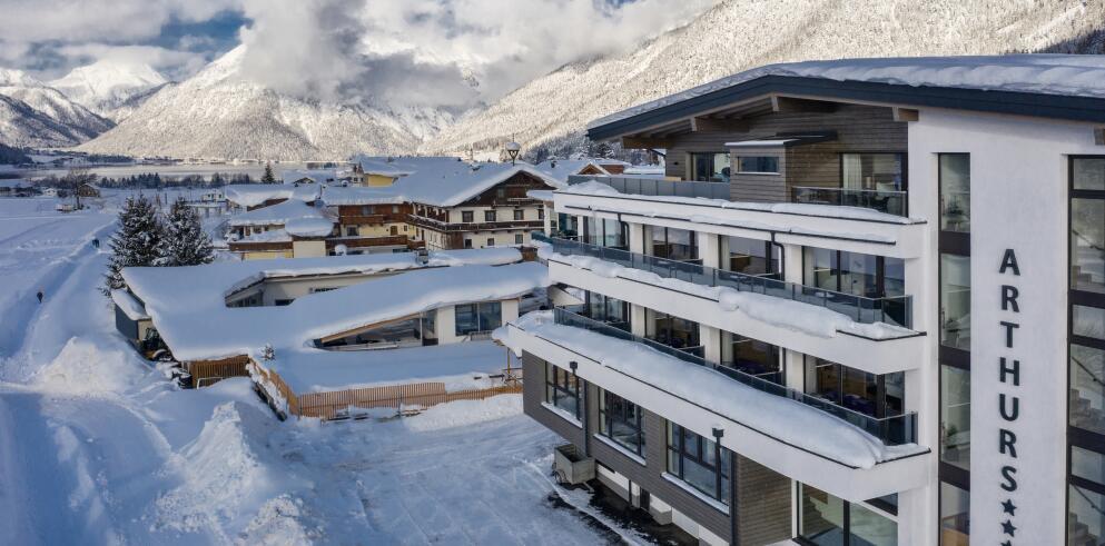 Arthur's Hotel am Achensee 42277