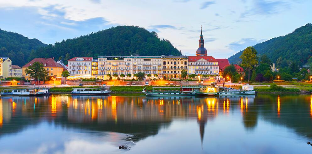 Toskana Therme + Hotel Elbresidenz 42468