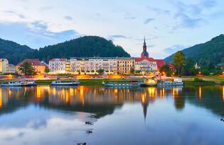 Toskana Therme und 5* Hotel Elbresidenz