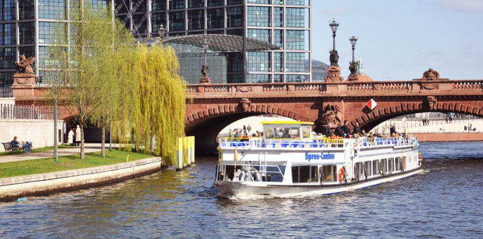 Berlin City-Trip mit Bootsfahrt 42603