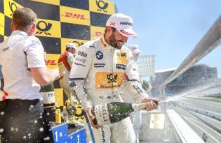 Spektakuläres Rennfahrerwochenende: Das große DTM-Finale