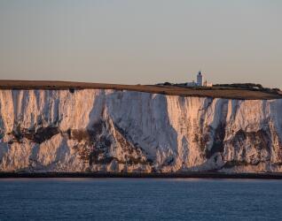 Kreidefelsen von Dover