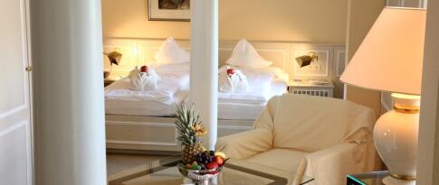 Suite Mürz mit Samina-Schlafsystem