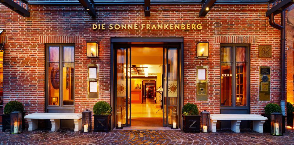 Die Sonne Frankenberg 42997